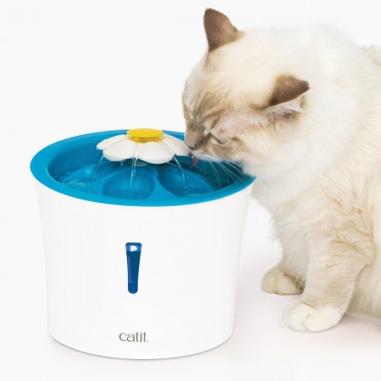 Catit Flower Fountain with LED 3L